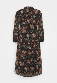 ONLY Carmakoma - CARKRITI DRESS - Day dress - blue graphite - 1