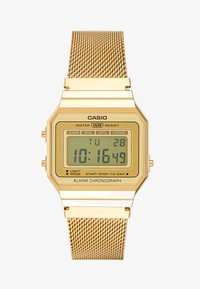 Casio - Zegarek cyfrowy - gold-coloured - 2