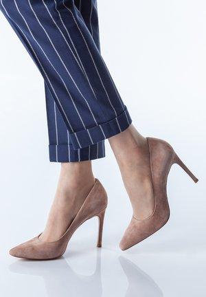 CLASSIC  - High heels - nude