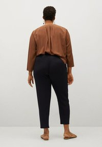 Violeta by Mango - Trousers - schwarz - 2