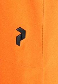 Peak Performance - PANT - Pantalón de nieve - orange altitude - 6