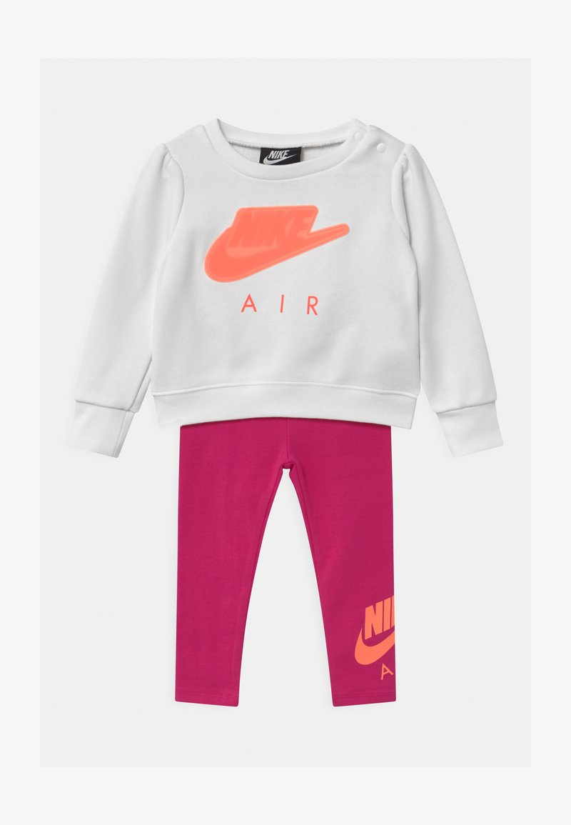 Nike Sportswear - AIR SET - Collegepaita - fireberry