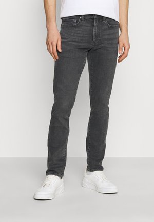 VSLIM TAPER ALL TEMP THUNDER - Jeans Tapered Fit - washed black
