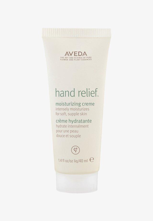 HAND RELIEF™ MOISTURIZING CREME  - Hydratant - -
