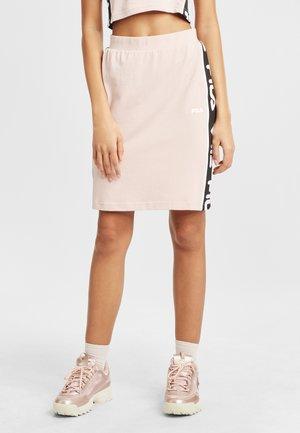Minifalda - beige
