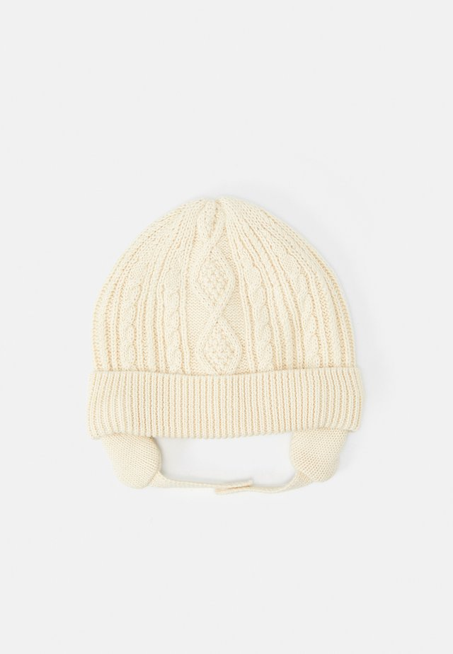 ARAN HAT - Muts - french vanilla