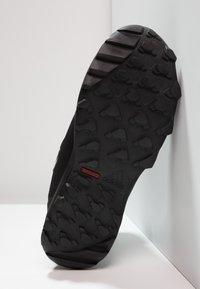 adidas Performance - TERREX SNOW CF UNISEX - Bottes de neige - core black/chalk white/grey four - 4