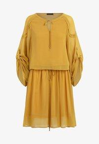 Apart - Robe d'été - yellow - 5