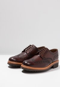 Grenson - ARCHIE - Lace-ups - brown - 2