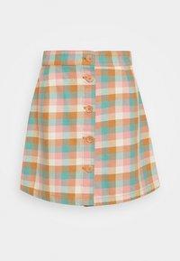 RIO SKIRT - A-line skirt - yellow