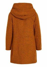 Vila - Classic coat - pumpkin spice - 6