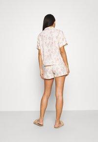 Etam - ALLY SHORT - Bas de pyjama - rose - 2