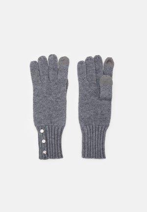 GLOVE - Gloves - charcoal heather