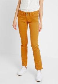 Pepe Jeans - VENUS - Trousers - stretch sateen (smu) - 0