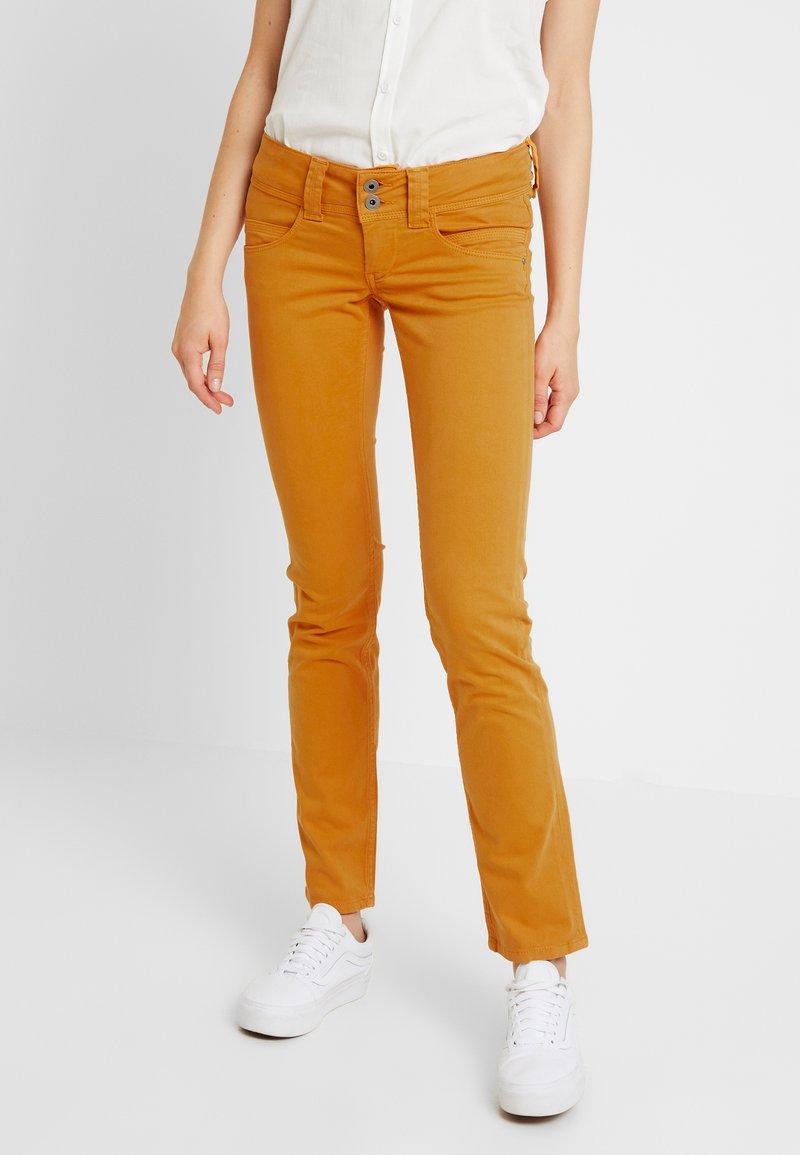 Pepe Jeans - VENUS - Trousers - stretch sateen (smu)