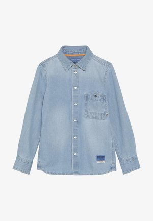 LURESH - Camicia - mid blue wash