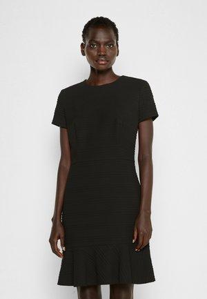 KILANAS CLOQUE - Day dress - black