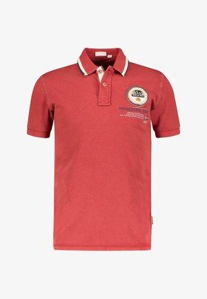 GANDY - Polo shirt - rot