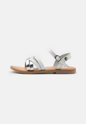 FLOREFFE - Sandals - blanco