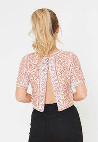 BEAUUT - ELLIS - Bluse - dusty pink - 2