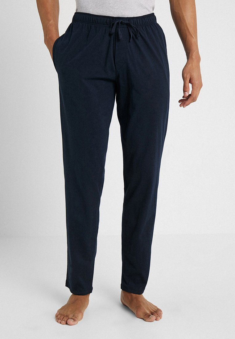 Schiesser - BASIC - Pyjama bottoms - dark blue