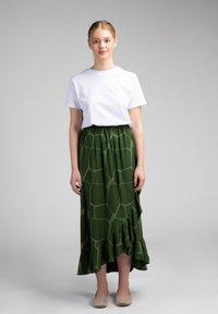 Girl Happens - Wrap skirt - grün - 1