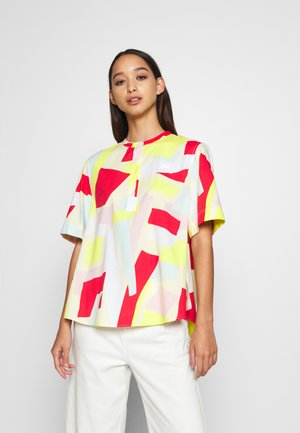Blouse - clusi/multi-coloured