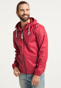 Schmuddelwedda - Waterproof jacket - rot - 0