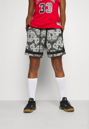 FLY CROSSOVER  - Sports shorts - black/light bone
