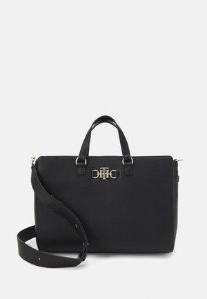 CLUB TOTE - Handbag - black