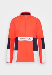 O'Neill - O'RIGINALS  - Fleecepullover - fiery coral - 4