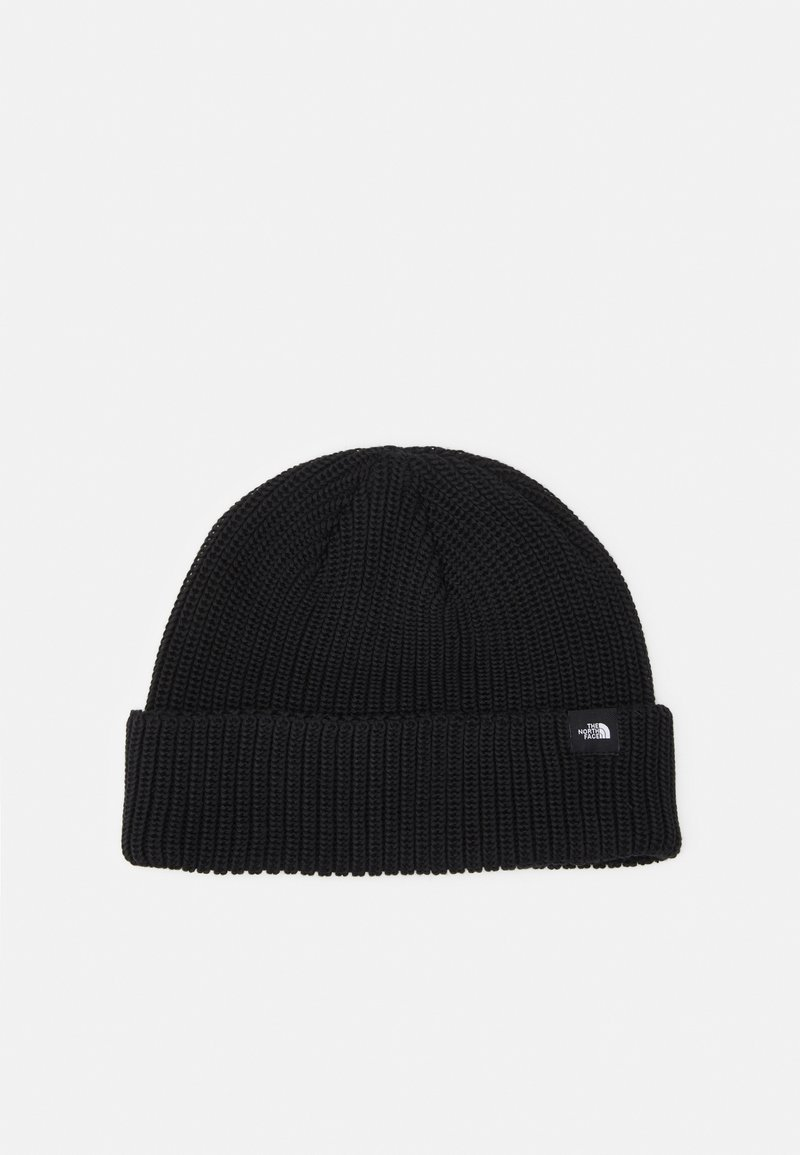 The North Face - FISHERMAN BEANIE UNISEX - Lue - black