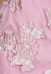 Missguided - PUFF SLEEVE MINI DRESS - Vestito elegante - pink - 6