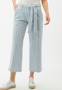 BRAX - STYLE MAINE  - Trousers - used light blue - 0