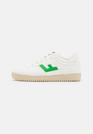 RETRO 90'S UNISEX - Trainers - white/green