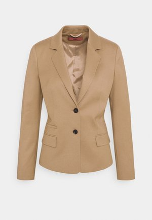 ADIRE - Blazer - pastel brown