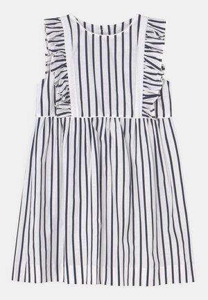 MARIEL - Cocktail dress / Party dress - blue/white