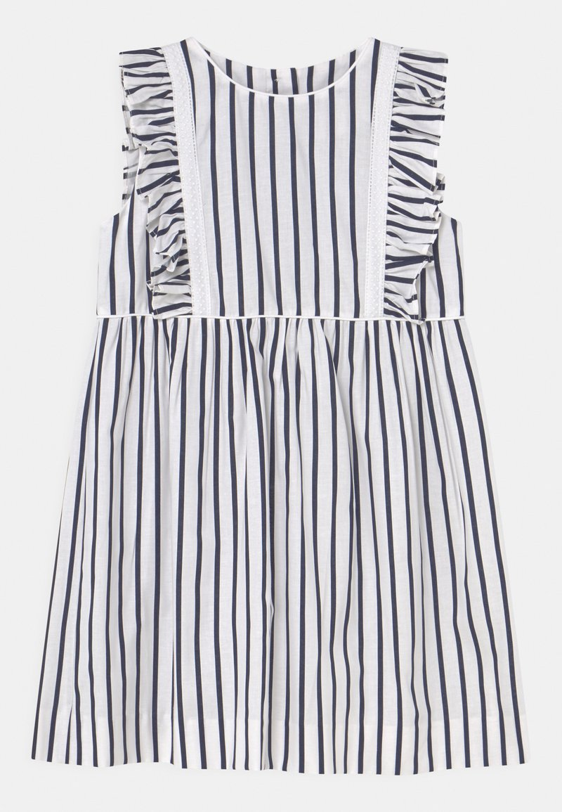 Twin & Chic - MARIEL - Cocktail dress / Party dress - blue/white
