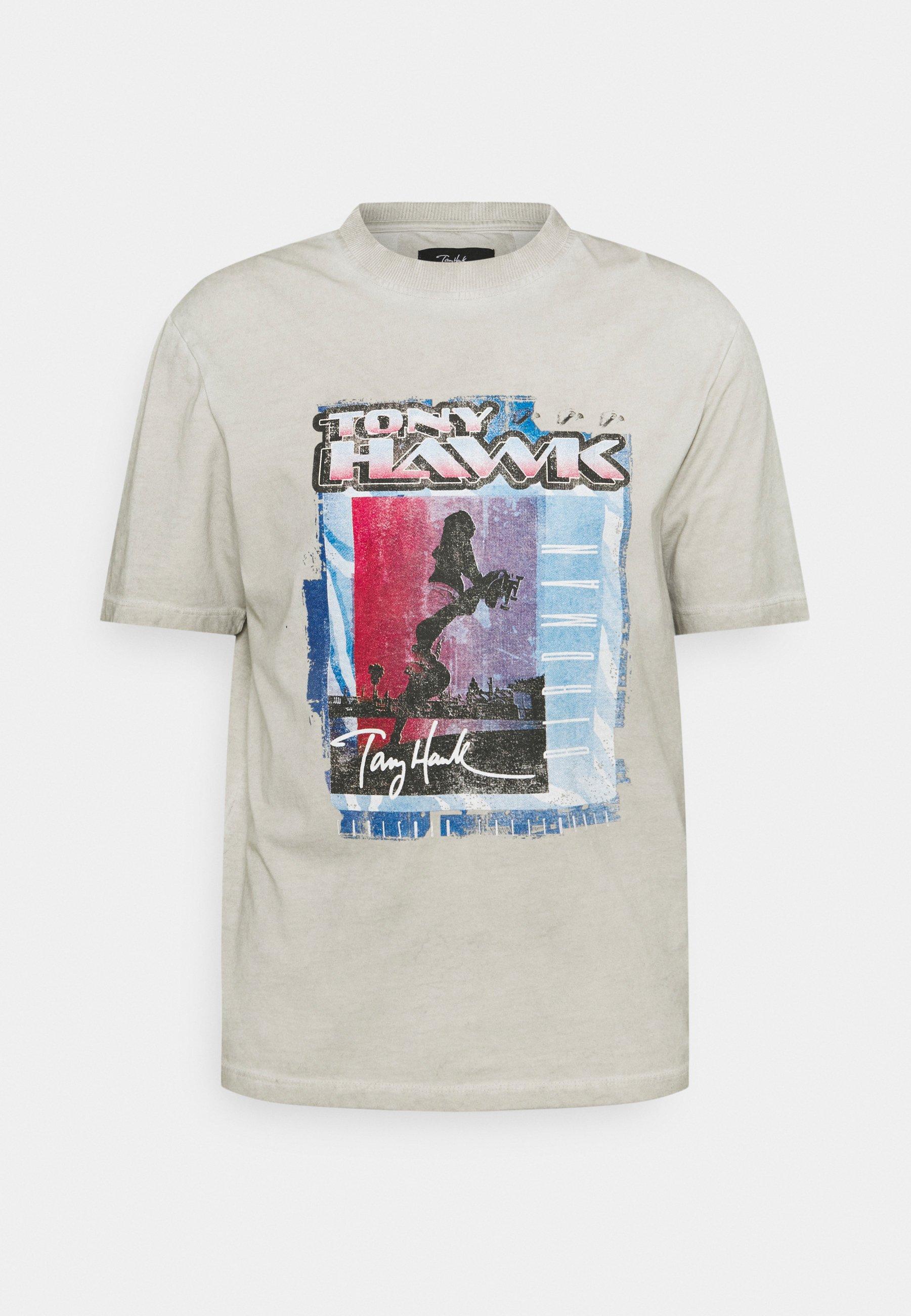 Damen WALKER UNISEX - T-Shirt print