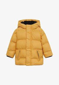 Mango - BROOKLYN - Płaszcz zimowy - mostarda - 0