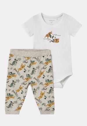 NBMJACOB SET - T-shirts print - bright white