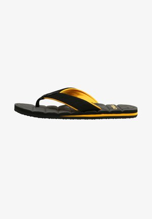 T-bar sandals - asphalt