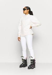 Luhta - JOENTAKA - Snow pants - optic white - 1