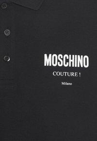 MOSCHINO - UPPER BODY GARMENT - Polo shirt -  black - 7