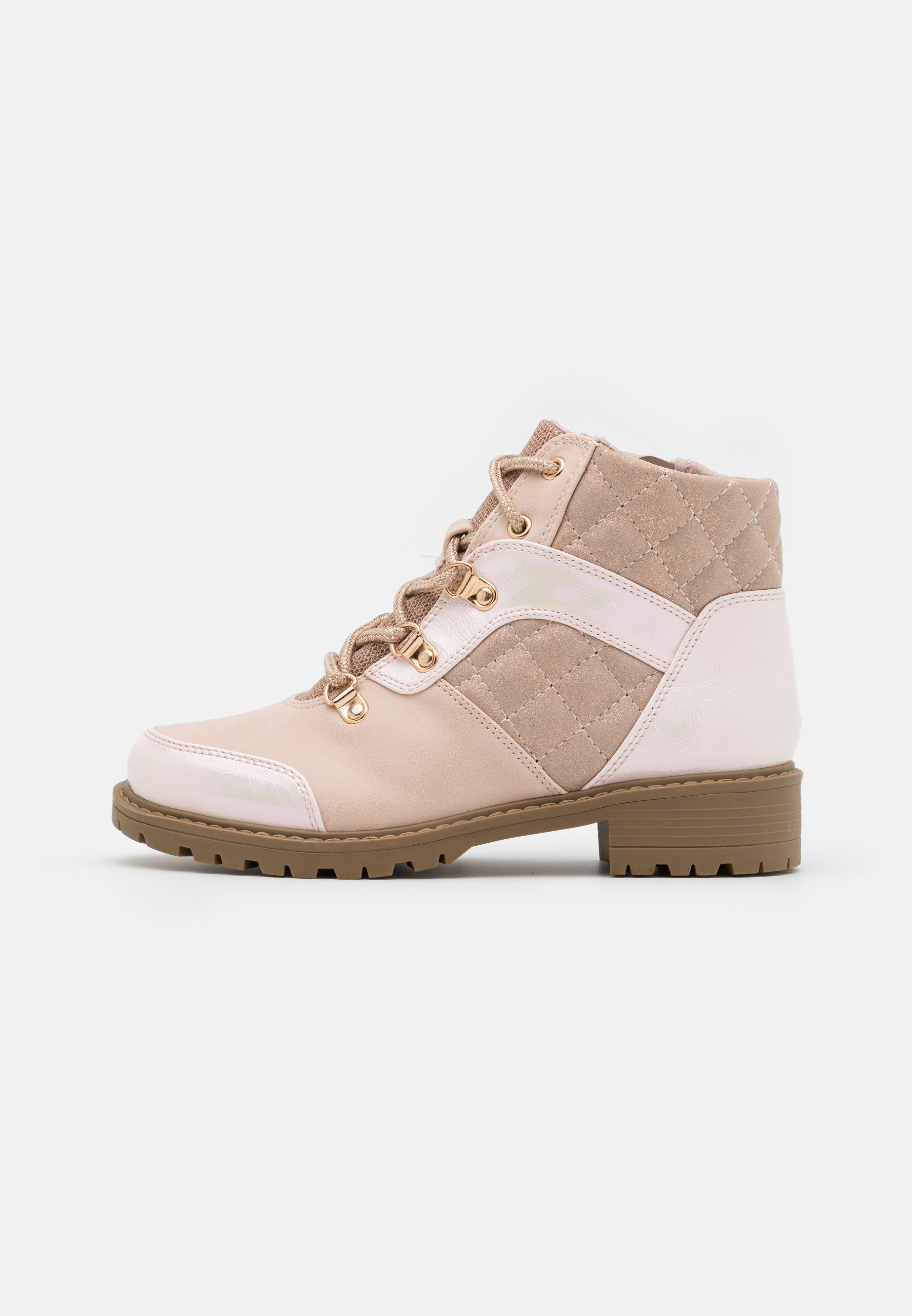 Kids JENDER - Lace-up ankle boots
