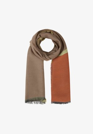 ART SCHOOL - Scarf - orange