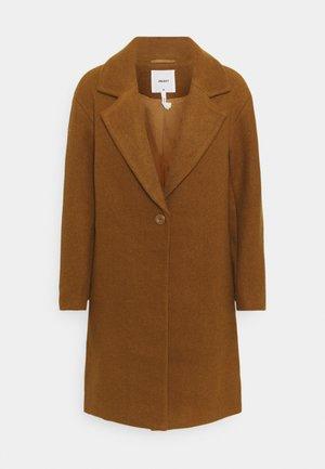 OBJHELLE COAT  - Zimní kabát - chipmunk