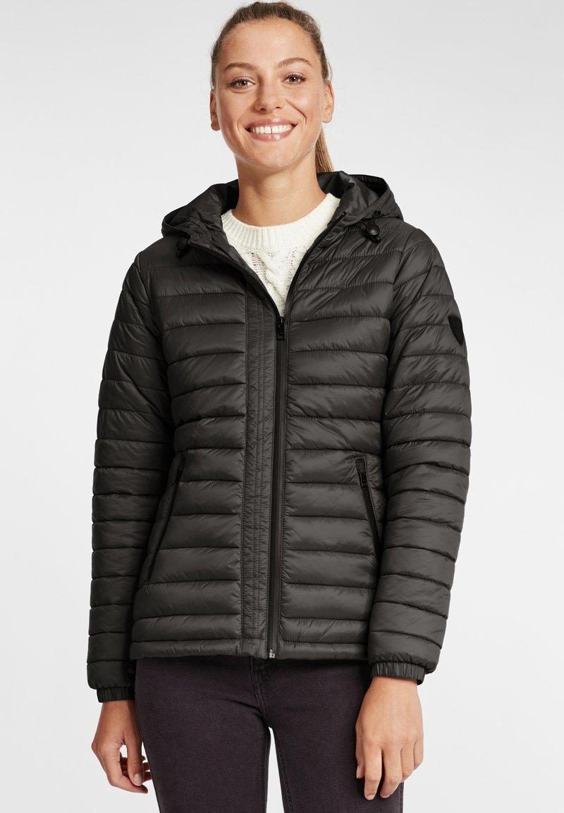 Oxmo - Winter jacket - black