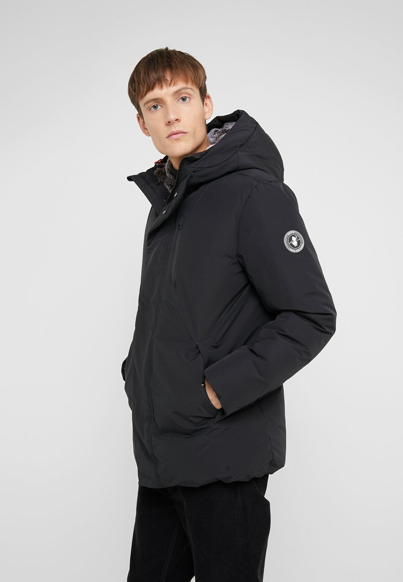 Save the duck - COPY - Winter jacket - black