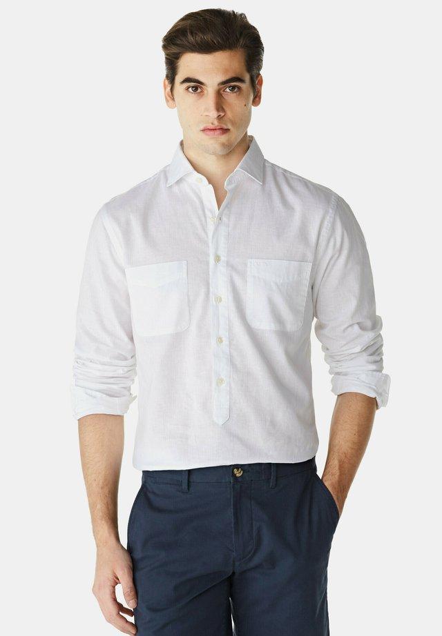 POPOVER - Overhemd - white